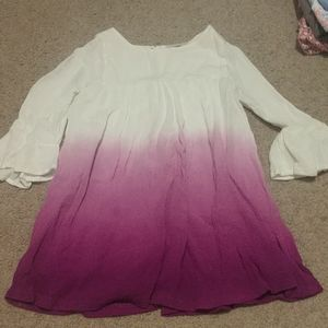 2t Oshkosh ombre dress